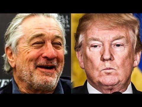 Donald Trump Has Declared War On Robert De Niro