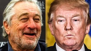 Donald Trump Has Declared War On Robert De Niro