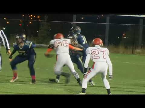 Friday Football Fever Week 9: Peyton vs. Colorado Springs Christian School