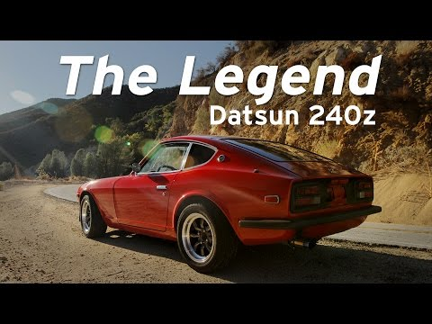 Datsun 240z - Meeting the Legend - Everyday Driver Review