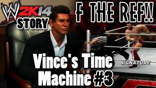 WWE 2K14 Story: Vince