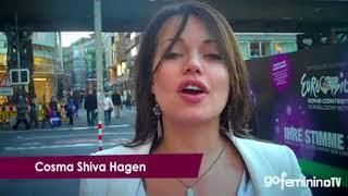 Video-Gruß: Cosma Shiva Hagen gratuliert gofeminin.de zum Geburtstag!