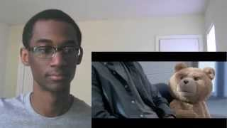 TED 2 RESTRICTED TRAILER REACTION!!!!!!