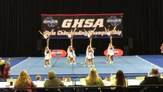 2015 GHSA State Competition - Lassiter