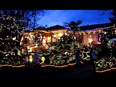 ultimate christmas lights ep 2 lemax miniature display youtube - Lights For Christmas Village
