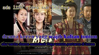 The great queen seondeok drama sinopsis