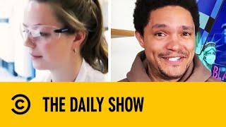Three COVID-19 Vaccine Trials Show Positive Progress I The Daily Show With Trevor Noah