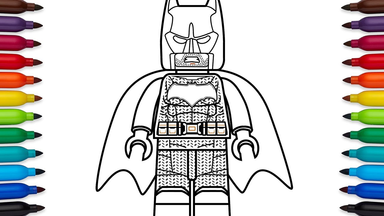 justice league doom coloring pages - photo#44