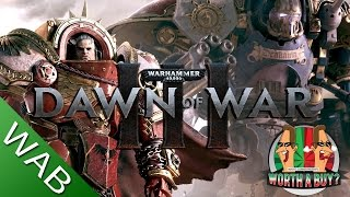 Dawn of War III Review - Worthabuy?