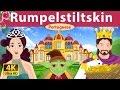 Rumpelstiltskin em Português - contos de fadas - 4k UHD - animados - Portuguese fairy tales
