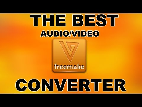 The Best Video And Audio Converter!