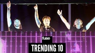 Swedish House Mafia Play Final Show at Ultra Music Festival - Trending 10 (03/25/13)