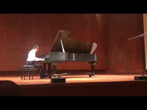 Chopin: Nocturne in D-flat major, Op.27/2-played by Eric Shan