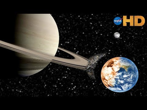 National Geographic | Saturns Moon Titan - Another Earth | New Science & Space Documentary 2017