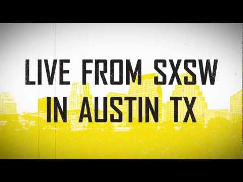The Warner Sound captured by Nikon  Stream from SXSW : March 13-15