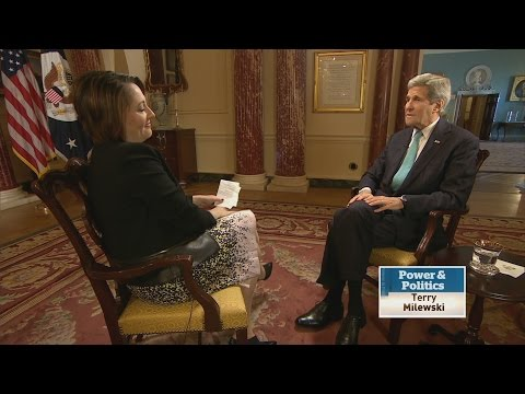 John Kerry on Power & Politics