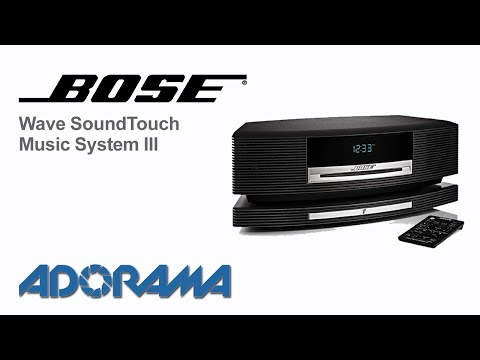 bose wave soundtouch music system iv review doovi. Black Bedroom Furniture Sets. Home Design Ideas