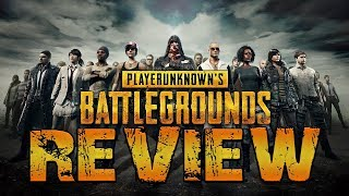 PUBG Mobile Review (iPhone, iPad, Android) | PlayerUnknown's Battlegrounds