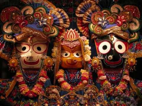 Darshan Gallery 7 ~ Lord Jagannatha Baladeva Subadra