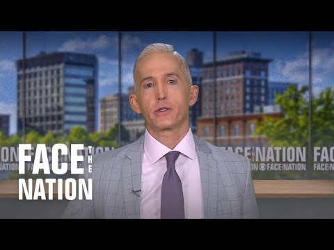 Rep. Gowdy wants James Comey's deposition taped and made public