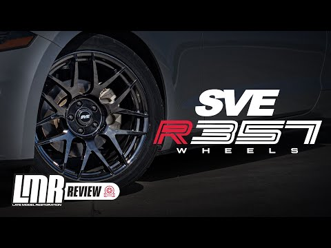 2005-2019 Ford Mustang SVE R357 Flow Formed Wheels - Review