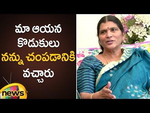 Lakshmi Parvathi Sensational Comments On NTR Sons | Lakshmi Parvathi Interview | Mango News