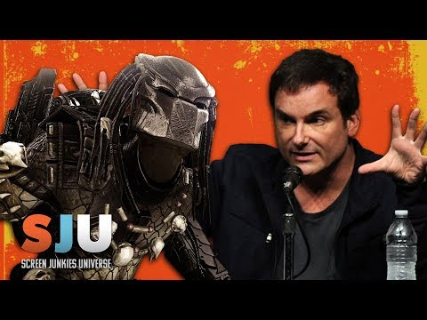 "Fox Demands ""The Predator"" Scene Removed - SJU"