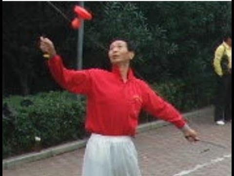 Diabolo Master in Shanghai