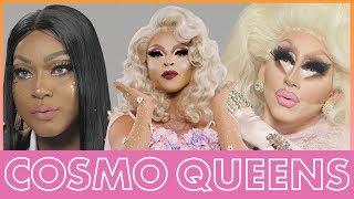 Epic Contours | Cosmo Drag Queens | Cosmopolitan