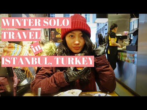 Winter Solo Travel: Istanbul, Turkey