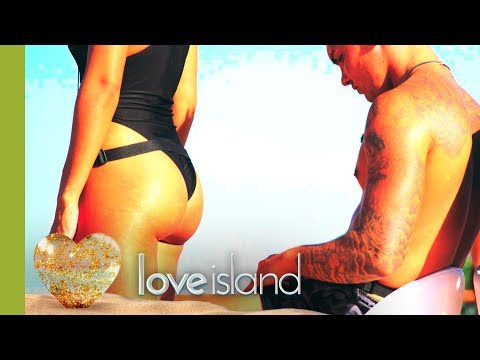 Battle Of The Booties | Love Island 2017