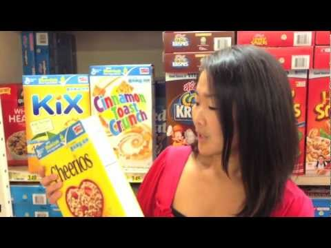 Choosing the Best Cereal - Diabetes Center for Children at CHOP
