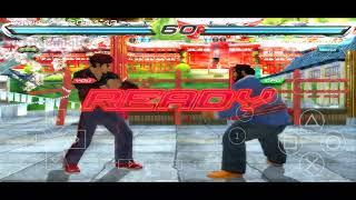 Tekken 7 PSP kazuya walkthroug…