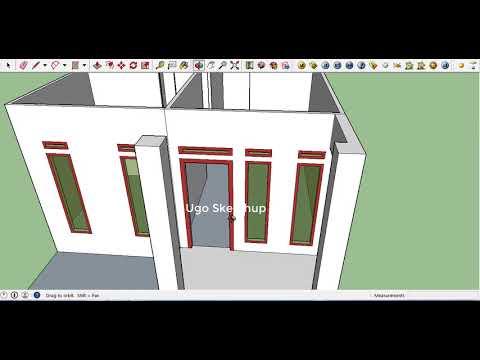 570 Gambar Rumah Sederhana Ukuran 6x7 Gratis Terbaru