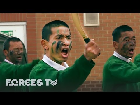 Earning The Kukri: Learning To Use The Iconic Weapon • GURKHA SELECTION | Forces TV