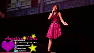 "Angelica Hale Singing ""Greatest Love of All"" in Vancouver Canada"