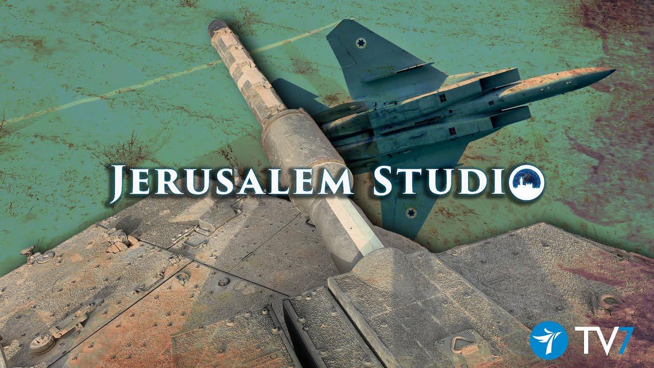 Israel's preparedness amid looming threats – Jerusalem Studio 597