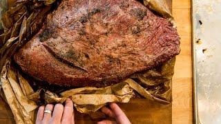Chef's Brisket Recipe | Traeger Grills