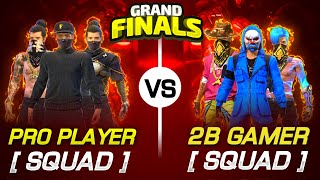 Final Clash Squad 2B Gamer Vs Dada Gang -Garena Freefire #Totalgaminglive #freediamondlive