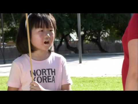 Playground politics North Korea