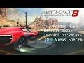 Asphalt 8 - The Friday Heat - Renault DeZir [Nevada 01:24:975] (3100 Views Special)