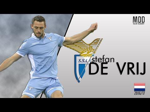 Stefan de Vrij   S.S. Lazio   Goals, Skills, Assists   2016/17 - HD