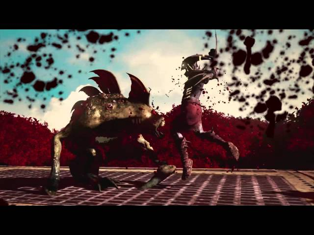Shadow of the Beast - Trailer #PlayStationPGW