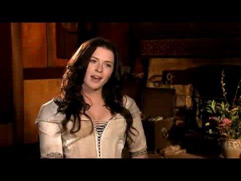 Legend of the Seeker    Kahlan Bridget Regan