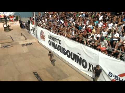 #AOMXV - WCS - Ronda final Aura Bredart 2ª