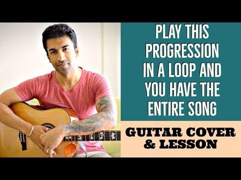 Made in India | Guru Randhawa | Guitar Cover + Lesson