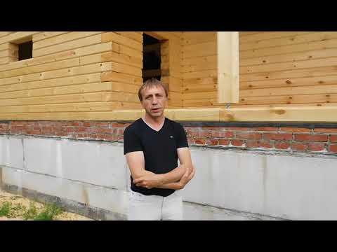 Отзыв о доме из бруса из Костромской области Чухломы