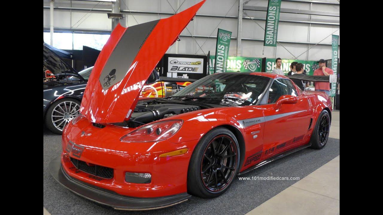Heavily Modified C3 Corvette GreenWood Daytona | VetteTube.com
