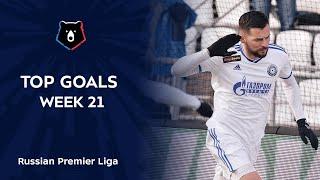 Top Goals RPL Week 21