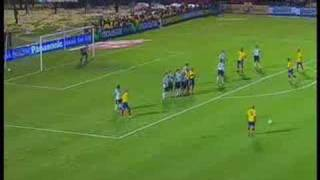 Colombia vs. Argentina: 2010 Qualifiers South America